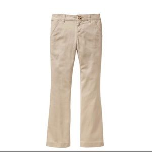 *New With Tags* Uniform Bootcut Pants for Girls!